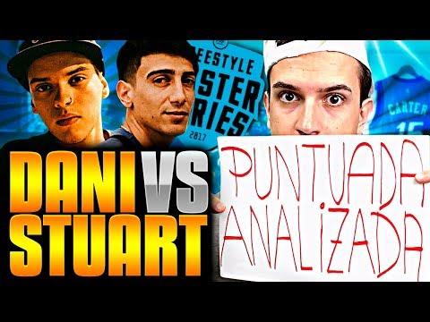 ¿TONGAN a STUART para TONGAR a CACHA? | DANI vs STUART | PUNTUADA como en FMS