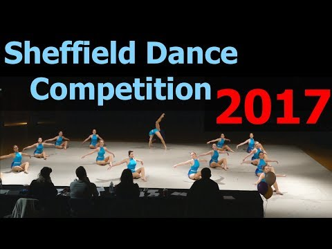 University of Sheffield Dance Competition 2017