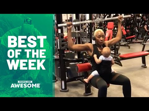 No Days Off! | Best of the Week