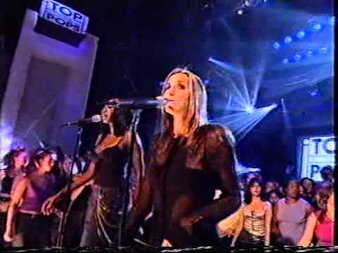 All Saints - Black Coffee live on TOTP