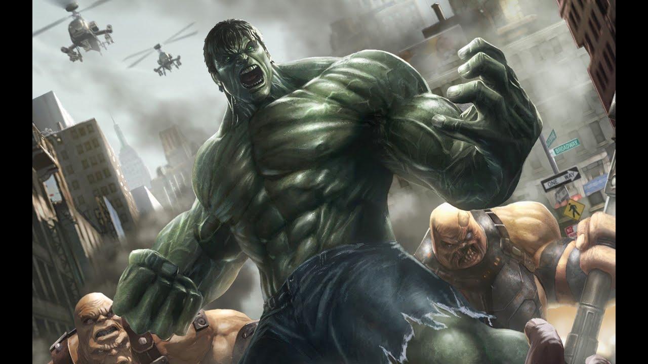 Cool Wallpaper Marvel The Incredible Hulk - maxresdefault  2018_798663.jpg