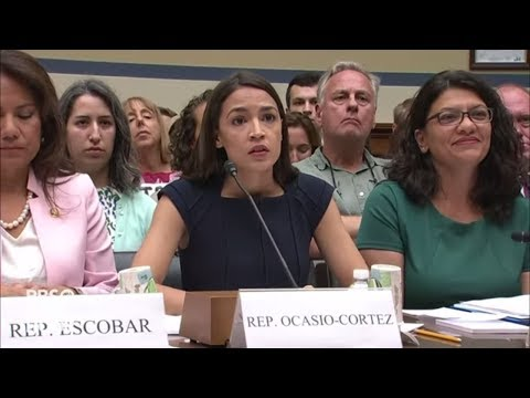 WATCH: 'I believe these women,' Ocasio-Cortez says of migrants in detention centers