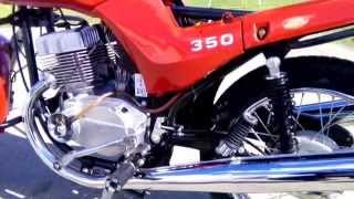 Мотоцикл Ява 350/640 комплектація ''Прем'єр'' 2012р.в.