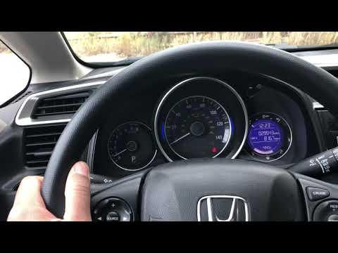HONDA FIT - WINDOW LOCK/UNLOCK - HOW TO