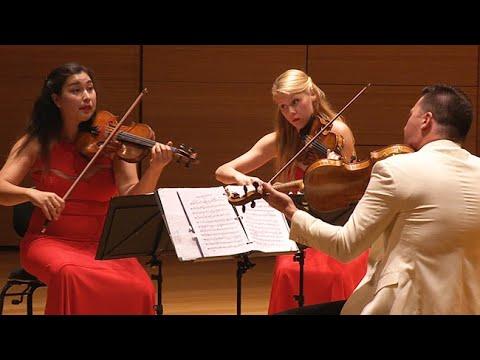 Haydn's String Quartet in B Minor - La Jolla Music Society's SummerFest 2017