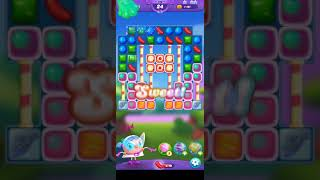 Candy Crush friends Saga level 416 complete