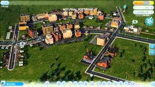 SimCity 5 Gameplay Trailers Episode 1 and 2