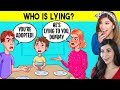 Street Smarts Riddles To Test Your Dumb Friends! w/ Azzyland