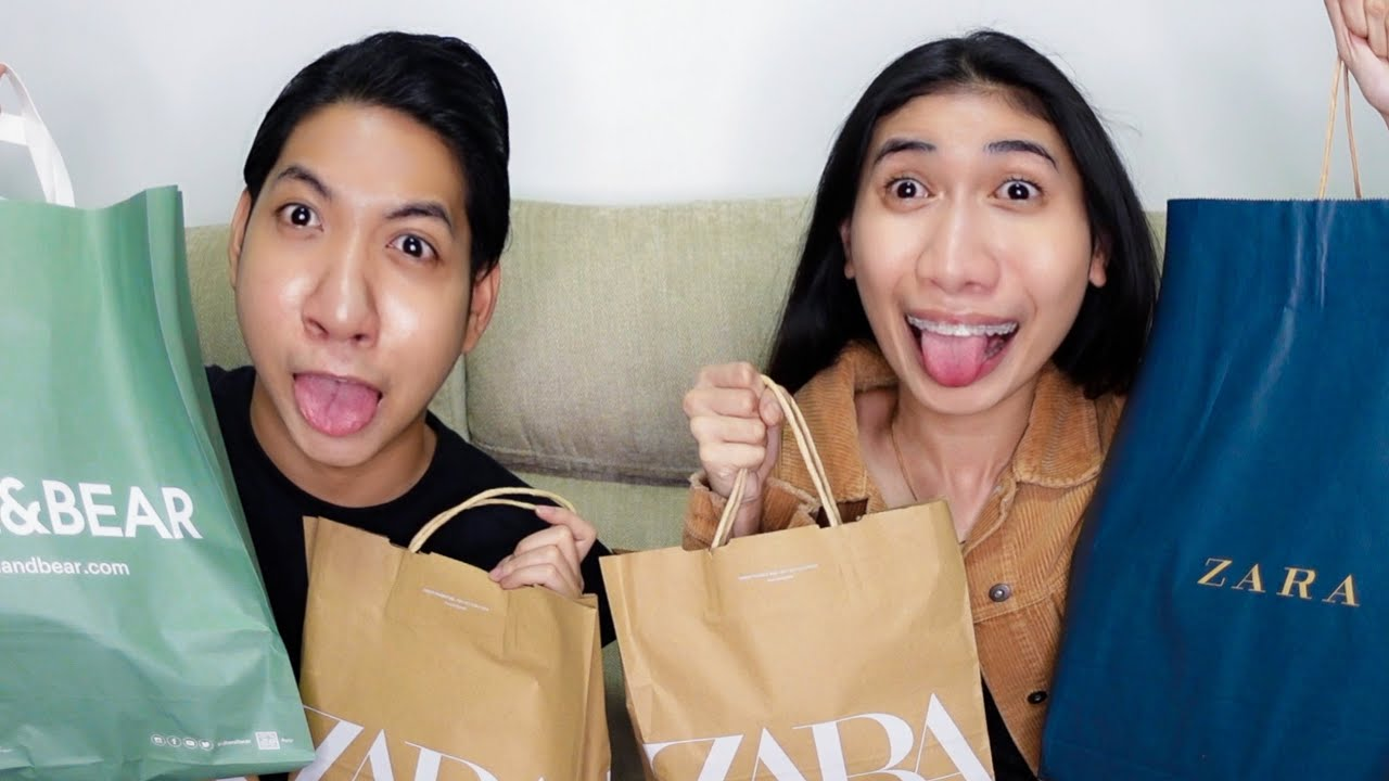 buying each other's outfit ft. kyo quijano