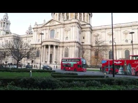 ADVENTURES IN LONDON - ST PAUL'S!