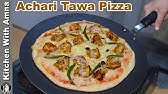 naan pizza without oven chicken tikka naan pizza recipe