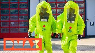 Die Gefahren giftiger Chemikalien | 112: Feuerwehr im Einsatz | DMAX Deutschland