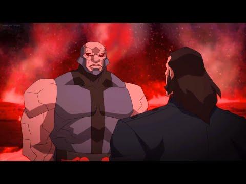 Young Justice 3x22 - Darkseid Meets Vandal Savage
