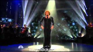 Susan Boyle - America's Got Talent Performance - Semi Final
