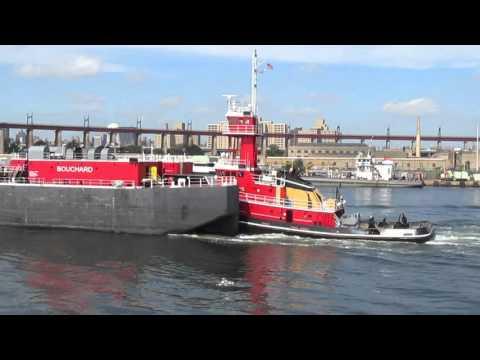 Bouchard tug and barge