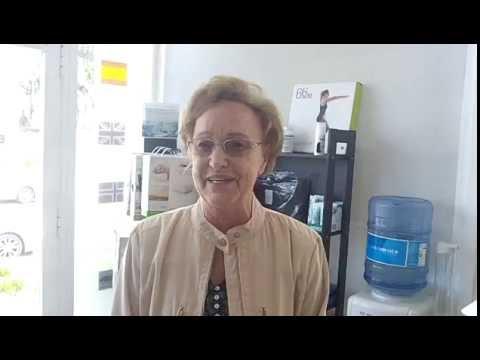 Kjempefornøyd pasient ved Advanced Chiropractic i Spania