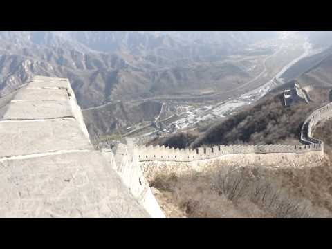 58 - Beijing: Part 6: Top of the GreatWall