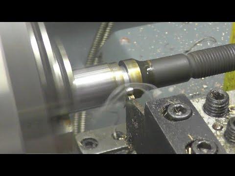SNNC 346 P2  Machining Chrome Bar  Plasma Alpaca