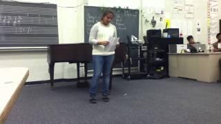 EngleWood Poetry Slam Gary Round 3
