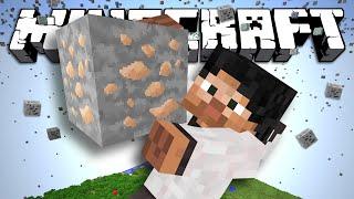 - ЛЕТАЮЩИЕ РУДЫ Minecraft Обзор Модов