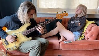 """Hayley Williams - """"Leave It Alone"""" Sunday Session ft. Joey Howard"""