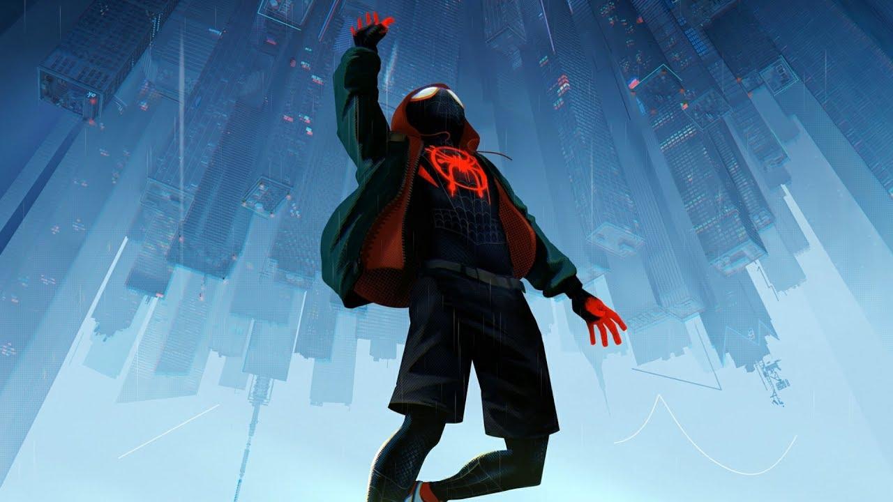 Miles Morales Spider Man Wallpaper Engine Demo Link In
