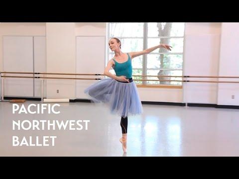 Peasant Pas de Deux Variation (Giselle) - Margaret Mullin