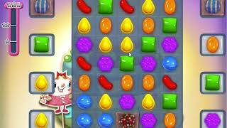 CANDY CRUSH SAGA LVL 207