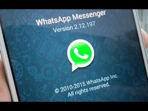 How To Download Old Version Whatsapp 2017