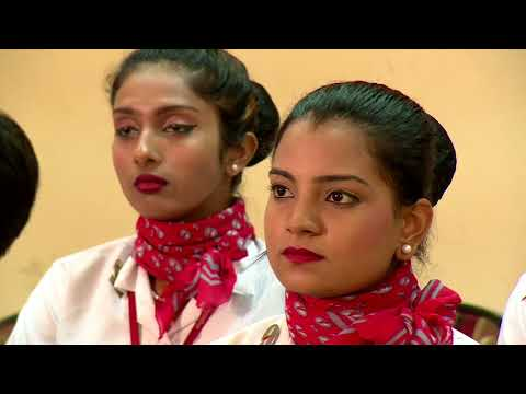 Hunnarbaaz! Ep 121 Learn To Fly High At The Frankfinn Institute Of Air Hostess Training