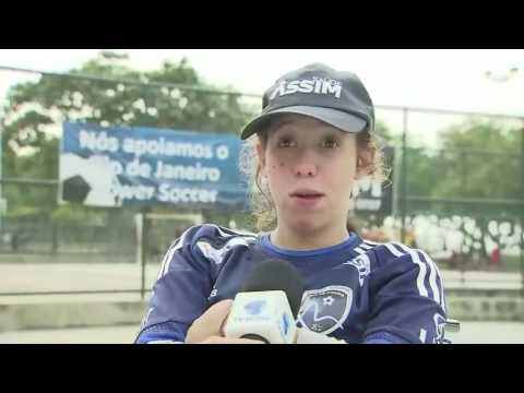 Reportagem sobre  o RJPS no Programa Stadium TV Brasil