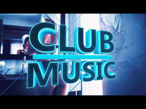 Best of popular club dance house music remixes mashups mix for House music club