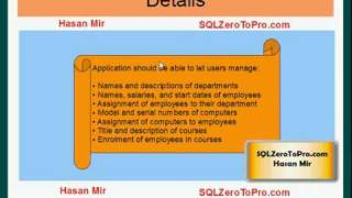 Extracting Entities - SQL LESSON 31