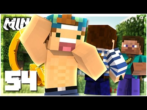 THE SURPRISE ATTACK!   HUNGER GAMES MINECRAFT w/ STACYPLAYS!   SEASON 2 EP 54