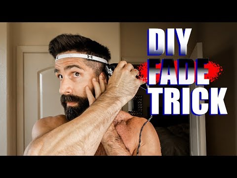 HOW TO FADE HAIR AND BEARD CARE