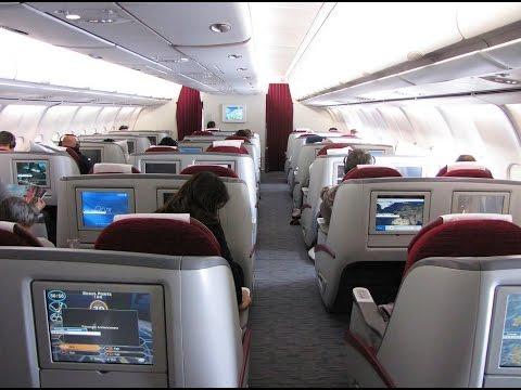 [Flight Report] QATAR AIRWAYS | Doha ✈ Paris | Airbus A340-600 | Business