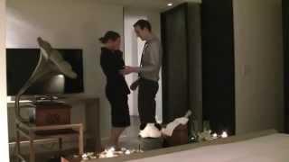 Best proposal ever deceptive surprise romantic surprise marriage proposal rendy - Wedding Proposal