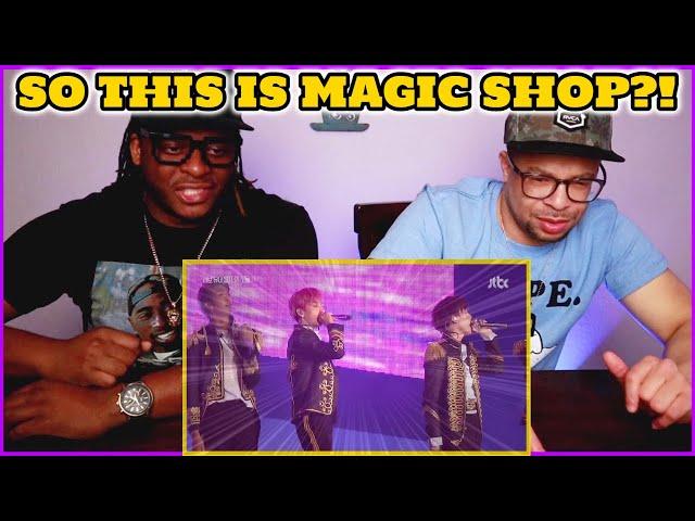 So This Is Magic Shop?! | BTS MAGIC SHOP LIVE REACTION
