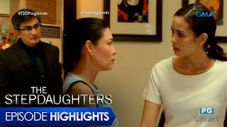 The Stepdaughters: Hernan and Luisa's secret relationship