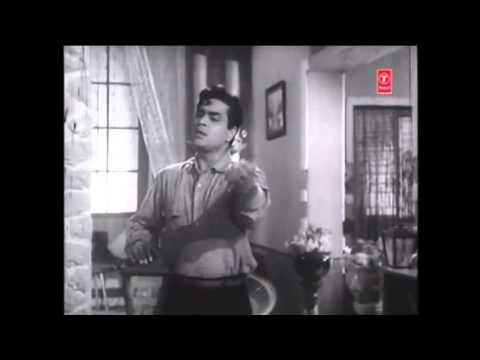 JIS DIN IS DUNIYA SE NAFRAT  Mohammad Rafi   MAA BAAP 1960   YouTube