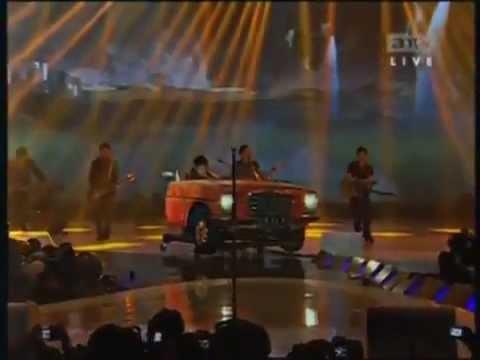 NOAH - Separuh Aku Viva La Vida ANTV 17-03-2013