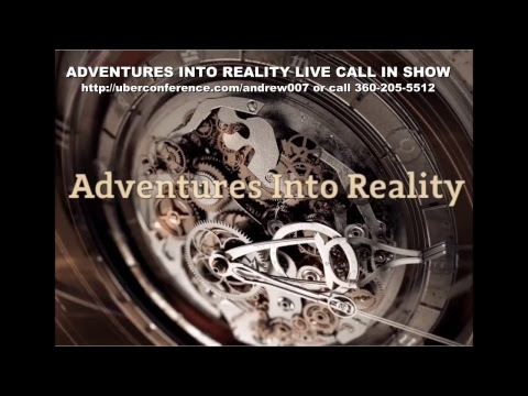 Andrew Bartzis - Adventures Into Reality Call In Show - February 08, 2018