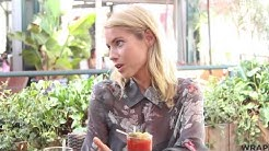 Laura Ramsey on How She Snagged 'Are You Here' Role