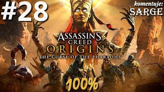 Zagrajmy w Assassin's Creed Origins: The Curse of the Pharaohs DLC (100%) odc. 28 - KONIEC DLC 100%