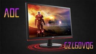 AOC G2460VQ6 Monitor PC Gaming barato con FreeSync, review en español