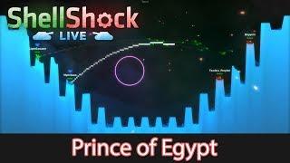 Prince of Egypt | ShellShock Live