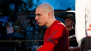 RED HEAT vs MMA Fighter from Russia.