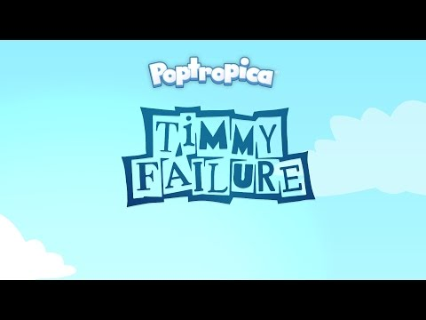 Check out a playable preview of Timmy Failure Island!