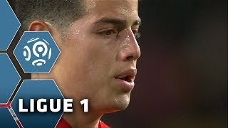 2 goals for James Rodriguez in Monaco vs Nantes (3-1) - 2013/2014