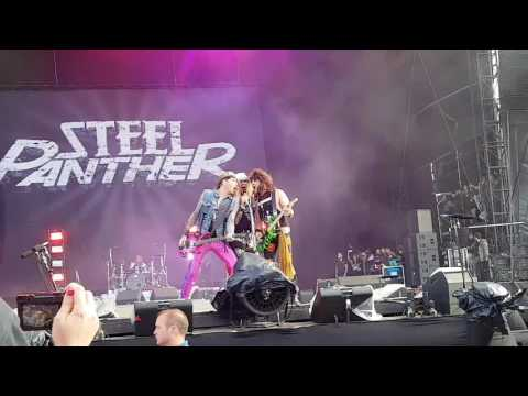 Steel Panther   F*ck all Night And Party All Day @ Download 1162017